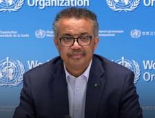 Directorul Organizatiei Mondiale a Sanatatii avertizeaza: Pandemia de coronavirus continua sa accelereze