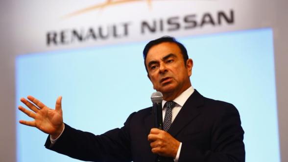 Directorul Renault-Nissan a prezentat la Cotroceni planurile privind activitatea Dacia Pitesti