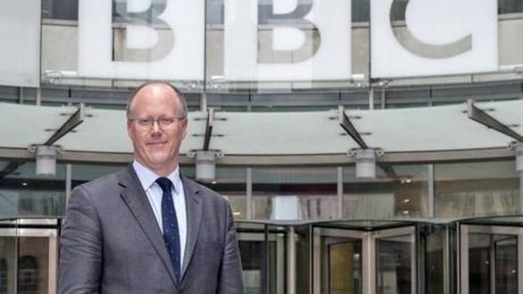 "Directorul general BBC primeste plati compensatorii ""inacceptabile"""