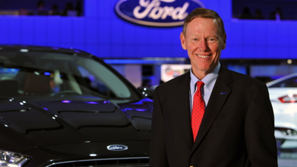 Directorul general Ford, sustinut pentru sefia Microsoft