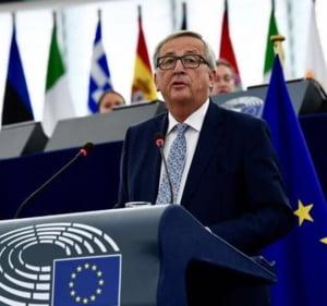 Discursul lui Juncker a fost primit favorabil de politicieni europeni, dar si cu critici ramase fara raspuns