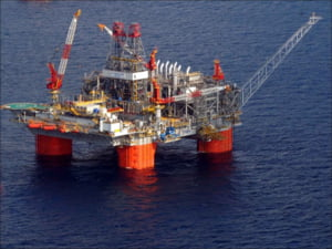 Dispar platformele petroliere din Marea Nordului. Zacamintele submarine nu mai aduc profit