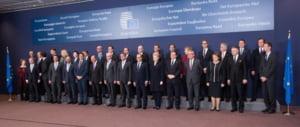 """Dispare """"poza de familie"""" a liderilor UE. Era considerata un simbol al unitatii celor 28 de state"""