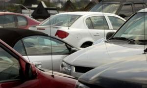 Doar 7.182 de masini noi inmatriculate in februarie