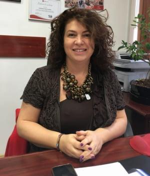 Doar cu munca si daruire poti castiga respect intre colegi - Interviu Carmen Orban, Manager IC Fundeni si mama a doi copii
