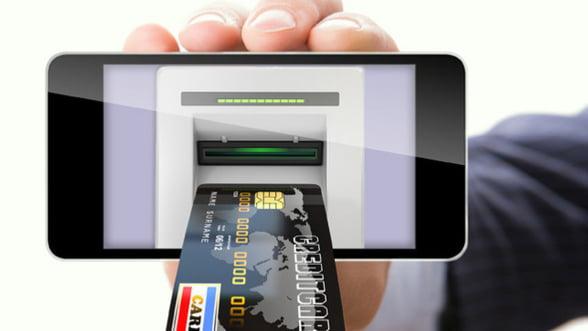 Doar o treime din banciile din Romania ofera aplicatii mobile banking