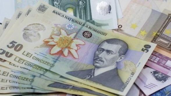 Dobanzi in scadere la titlurile de stat: Finantele au atras 400 de milioane de lei