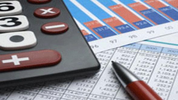 Dobanzile la lei coboara sub rata facilitatii de depozit la BNR