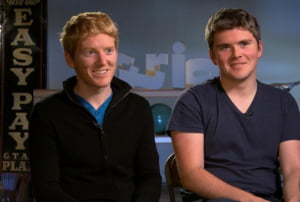 Doi frati dintr-un sat din Irlanda au creat o companie in Silicon Valley, care i-a transformat in miliardari