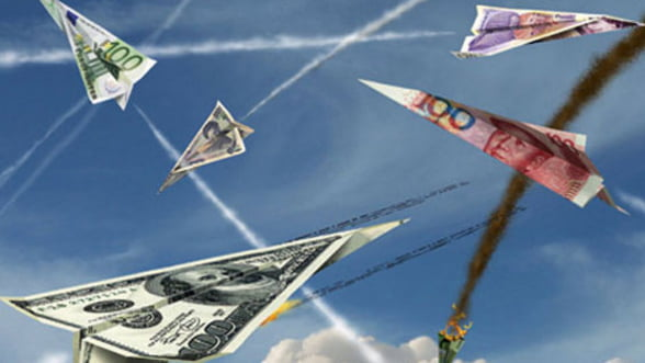 Dolarul si yenul, castigatorii crizei. Vezi unde stau ascunse riscurile valutare in 2012