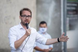 Dominic Fritz taie sporurile angajatilor Primariei Timisoara care au lucrat la proiecte neperformante pe fonduri europene