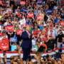 Donald Trump a strans 24,8 milioane de dolari in cateva ore dupa ce si-a lansat campania pentru un al doilea mandat