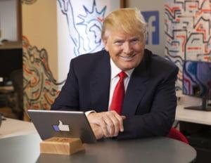 Donald Trump s-ar bucura sa se intalneasca cu Vladimir Putin
