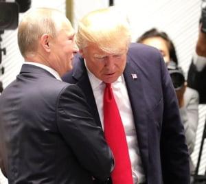 Donald Trump spune ca amenintarea nord-coreeana e mai importanta decat ingerintele Rusiei in alegeri