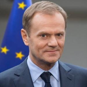 Donald Tusk, in Parlamentul European: Visul renuntarii la Brexit nu a murit
