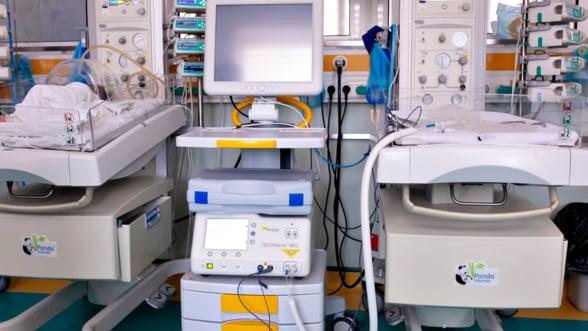 Donatie de peste 40.000 de euro pentru prematurii nascuti la Spitalul Elias