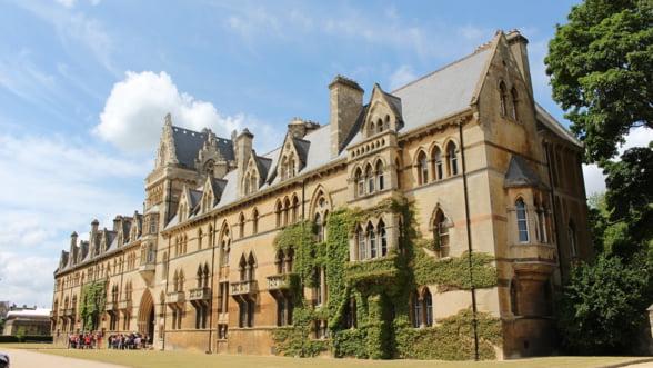 Donatie record pentru ca Universitatea Oxford sa studieze cat de etica este inteligenta artificiala