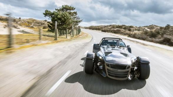 Donkenvoort D8 GTO-RS, un bolid cu forme sexy pentru senzatii maxime pe sosea