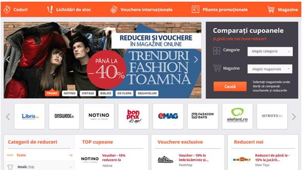 Doriti sa economisiti la cumparaturi online? Folositi coduri de reducere