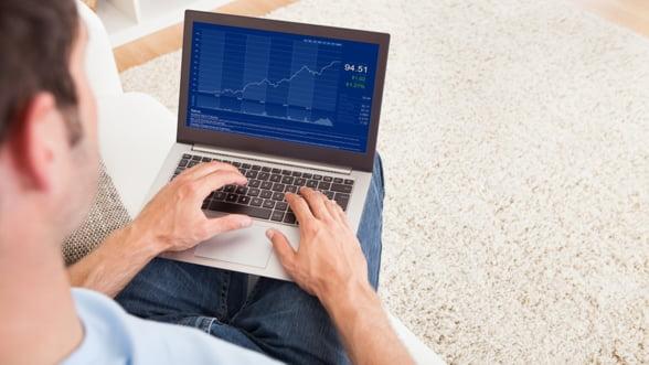 Doriti venituri suplimentare? Incercati online trading