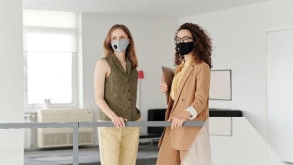 Dotarea corecta a birourilor pe timp de pandemie