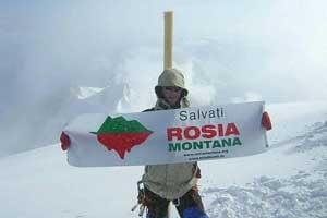 Doua ONG-uri intervin in procesul dintre Rosia Montana Gold Corporation si Ministerul Mediului