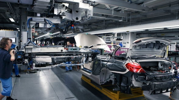 Doua treimi din fabricile auto construite pana in 2020 vor fi amplasate in Asia