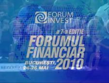 Dr. Doom, Nouriel Roubini, prezent la Forumul Financiar 2010