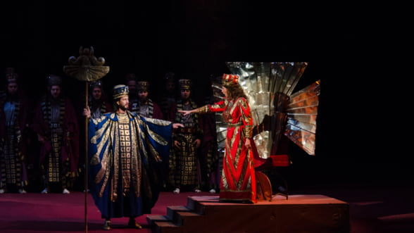 Dragana Radakovic, invitata in spectacolul Nabucco de pe scena Operei Nationale Bucuresti
