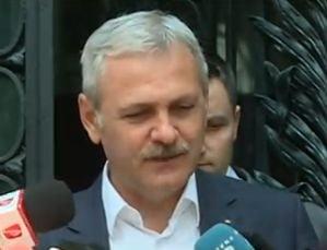Dragnea: Legile Justitiei revin la Parlament. Le modificam si le trimitem la promulgare