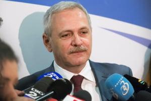 Dragnea spune ca angajatii de la Finante care au protestat au fost manipulati de sefi din ANAF