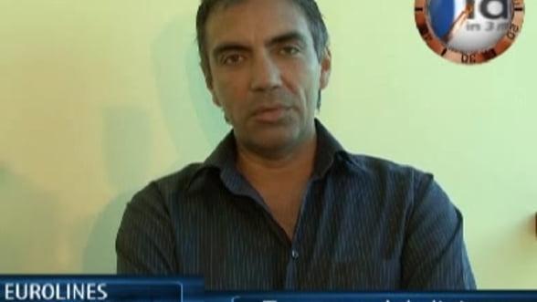 Dragos Anastasiu, presedinte Eurolines