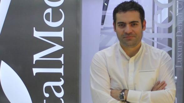 """Dragos Popescu, DentalMed: Despre businessul care furnizeaza """"zambete regale"""""""