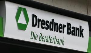 Dresdner Bank a platit conducerii 58 milioane euro in 2008, in plina criza financiara