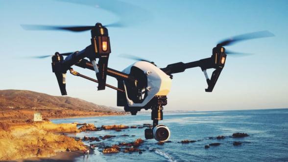 Drona Inspire 2, cel mai bun cadou pentru pasionatii de filmari aeriene