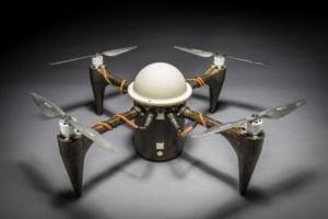 Drona subacvatica ce poate fi folosita la misiuni de contraspionaj (Video)