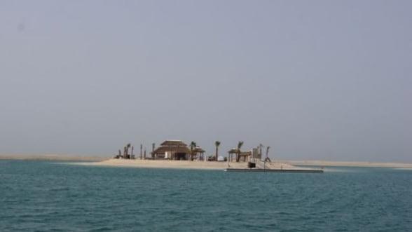 Dubai World lanseaza Island Beach Club, in ianuarie