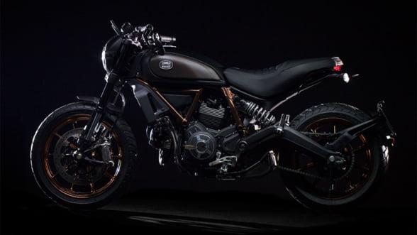 Ducati Scrambler, o motocicleta cu atitudine. N-ai vrea sa fie a ta? (Video)