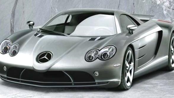 Dupa 12 ani, Mercedes devine din nou liderul pietei americane a masinilor de lux