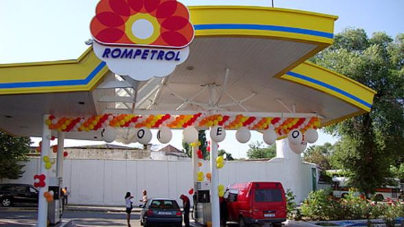 Dupa Lukoil si Petrom, vine randul Rompetrol sa creasca preturile carburantilor