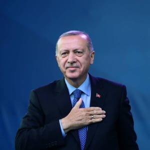 Dupa Siria, Erdogan isi trimite armata si in Libia