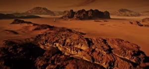 """Dupa ce NASA a anuntat ca exista apa pe Marte, """"The Martian"""" a cucerit box-office-ul american"""