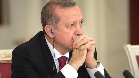 Dupa el s-a luat Tudose? Erdogan ataca bancile din Turcia: Mai faceti si sacrificii, nu doar profit!