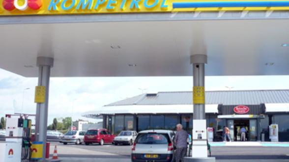 Dupa modelul Petrom, Rompetrol scumpeste benzina