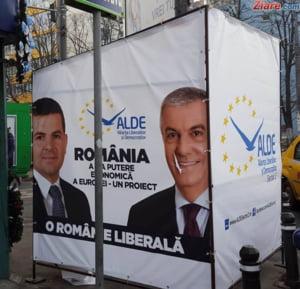 Dupa sedinta cu scandal din ALDE, Tariceanu sustine ca a fost santajat de Constantin