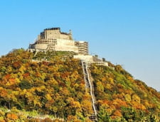 Dupa trei ani, o cetate din Romania se redeschide complet turistilor
