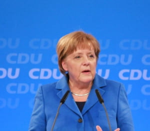 Dupa umilinta de saptamana trecuta, partidul lui Merkel are parte de o victorie