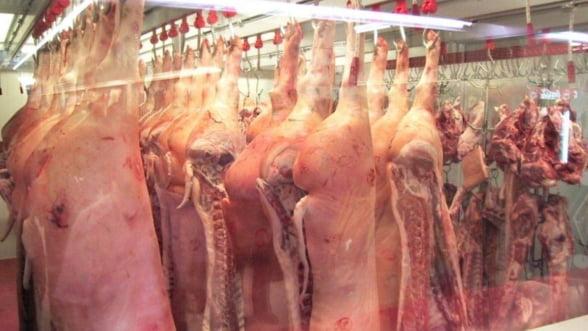 Dupa vinuri, Rusia interzice si importul carnii de porc din R. Moldova