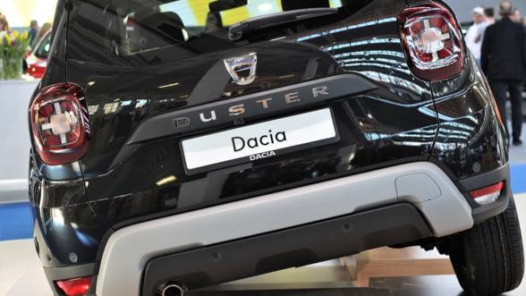 Duster, Logan si Sandero se afla in topul celor mai vandute masini din Rusia