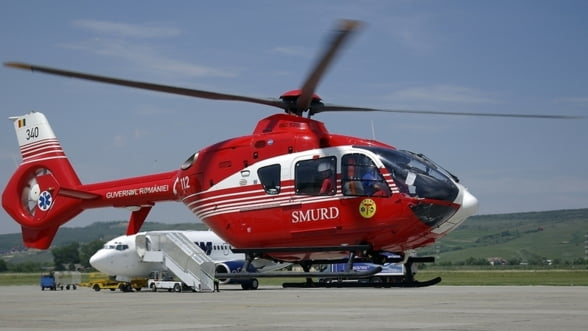 E.ON a donat SMURD echipamente de 65.000 de euro